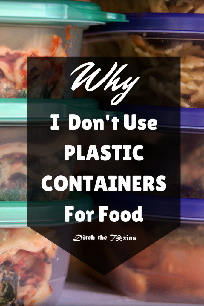 Plastic Food Containers Leach Hormone Disrupting Chemicals Into Your Food. Learn How and Why to Find Safer Alterantives.